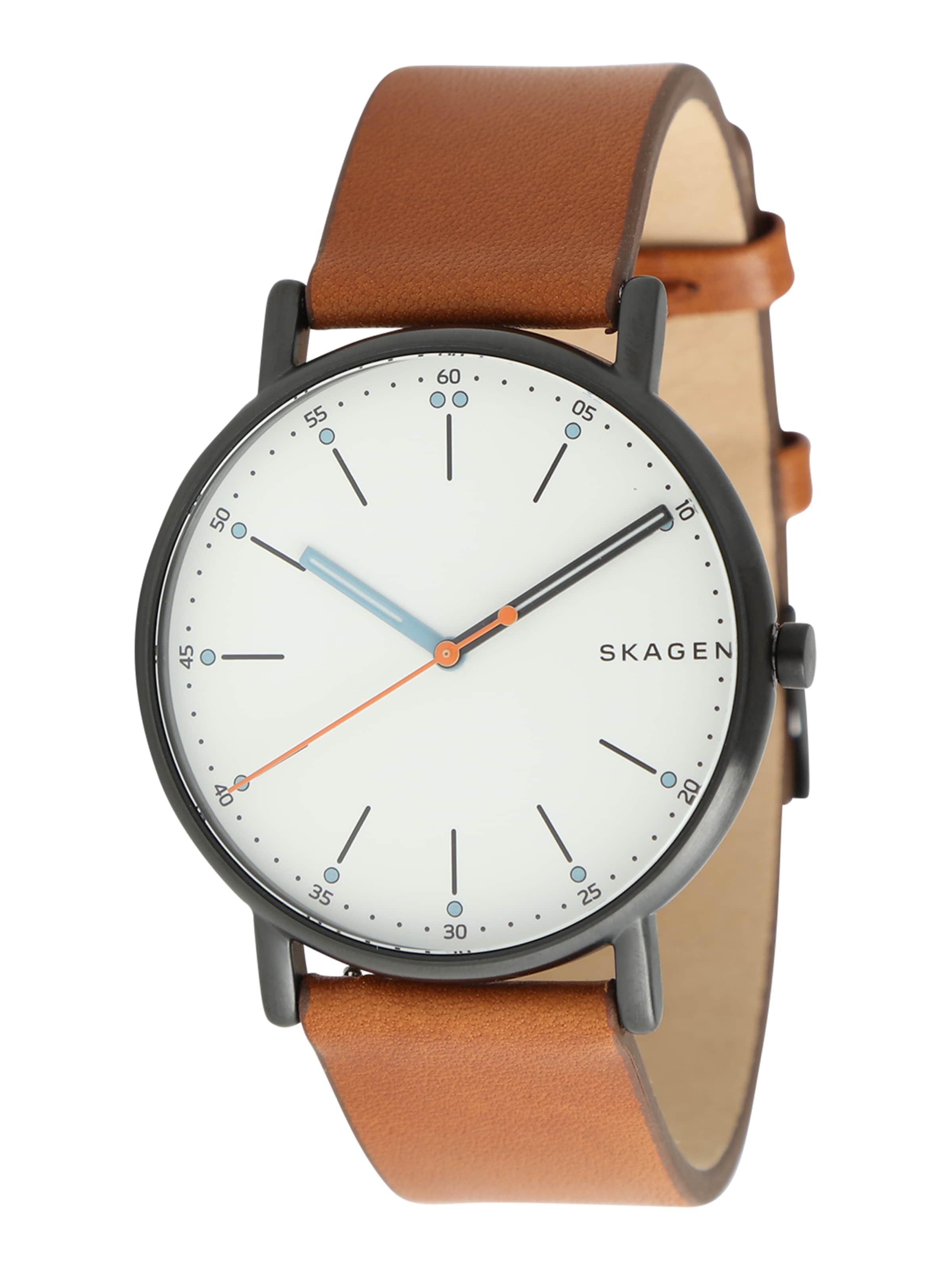 'signatur' Uhr Uhr Skagen Skagen Hellbraun 'signatur' In CrdtQxsh