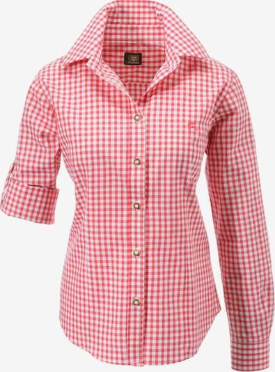 OS-TRACHTEN Bluse in melone, Produktansicht
