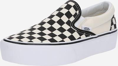 VANS Slip-on obuv 'Classic' - čierna / prírodná biela, Produkt