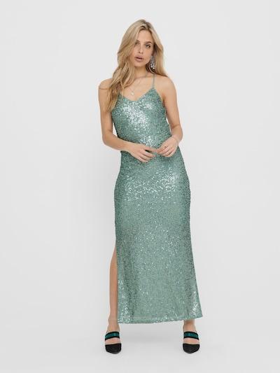 ONLY Kleid in graumeliert / silber, Modelansicht