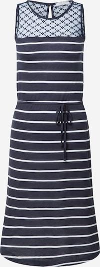 Sublevel Sukienka w kolorze ciemny niebieski / białym, Podgląd produktu