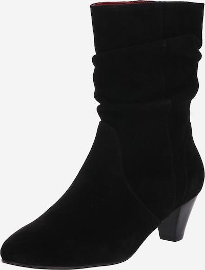 BUFFALO Lederstiefelette 'WENDOLY' in schwarz, Produktansicht