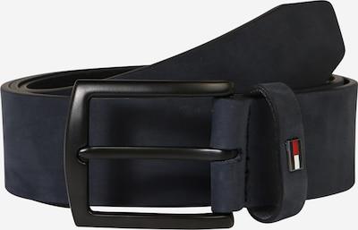 TOMMY HILFIGER Gürtel 'DENTON' in kobaltblau, Produktansicht