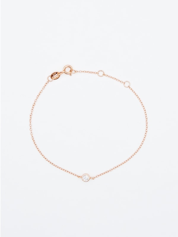 Arion Jewelry Armband in rosegold, Produktansicht