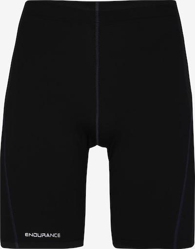 ENDURANCE Lauftights 'Salamanca' in schwarz, Produktansicht