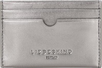 Liebeskind Berlin Etui 'BAAraS2 Metallic Foil' w kolorze szarym, Podgląd produktu