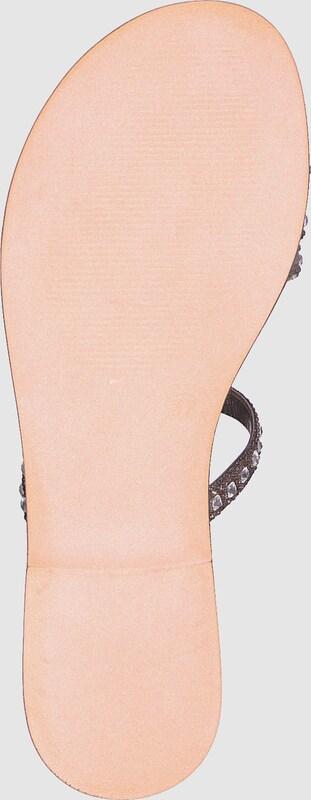 Haltbare Mode Riemchen billige Schuhe TAMARIS | Riemchen Mode Sandale 'Classic' Schuhe Gut getragene Schuhe 497596