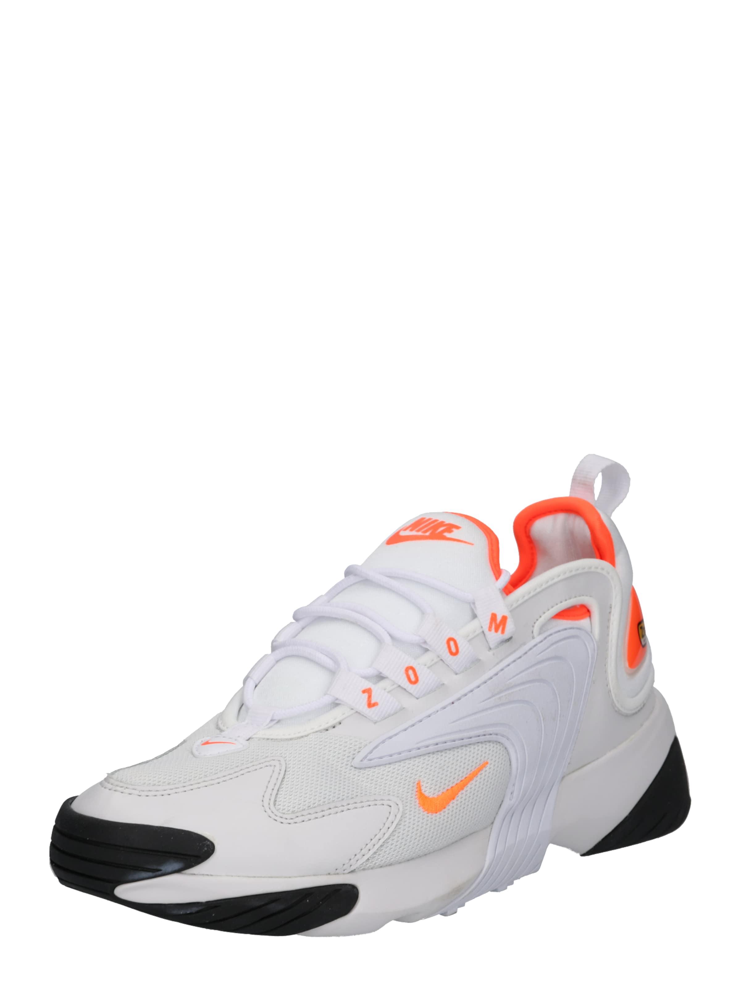 Baskets Nike En 'nike Basses 2k' GrisOrange Sportswear Zoom 2EWDIYH9