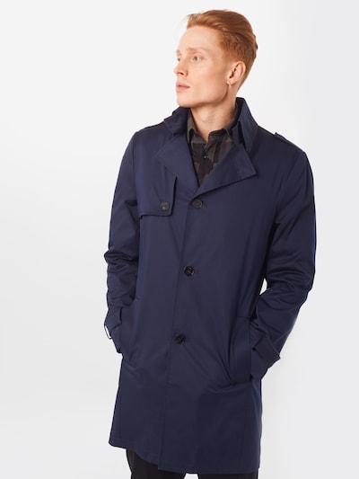 Rudeninis-žieminis paltas 'SKOPJE' iš DRYKORN , spalva - tamsiai mėlyna, Modelio vaizdas