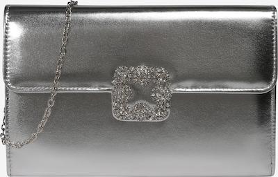 Clutch 'NAOMI' BUFFALO pe argintiu, Vizualizare produs