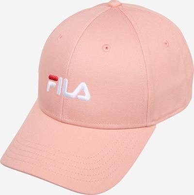 FILA Casquette en rose, Vue avec produit
