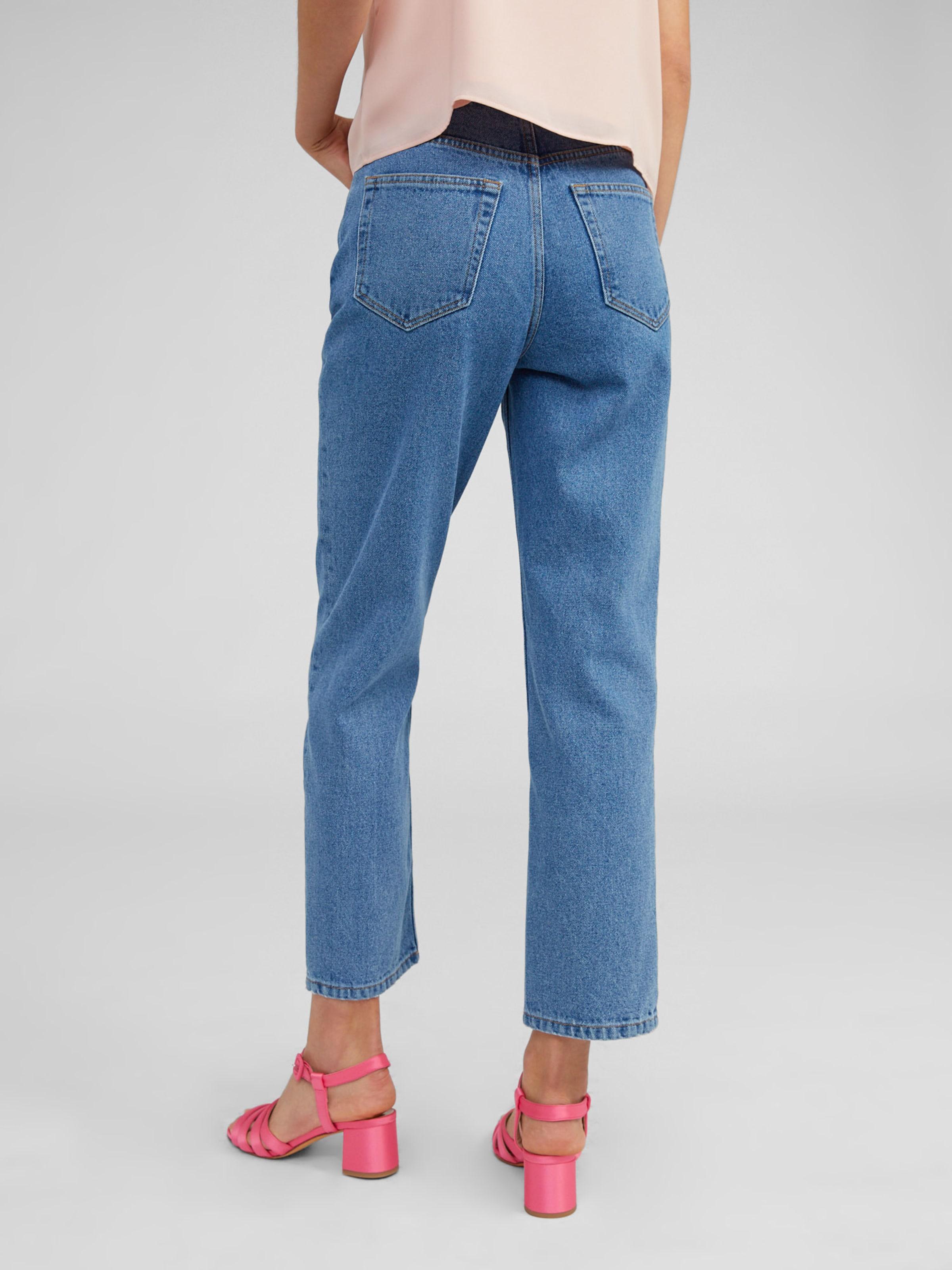 Edited Denim Blue 'sage' Jeans In Y76yfgbv