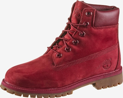 TIMBERLAND Boot '6-Inch Premium Boot Junior 9497R' in dunkelrot, Produktansicht