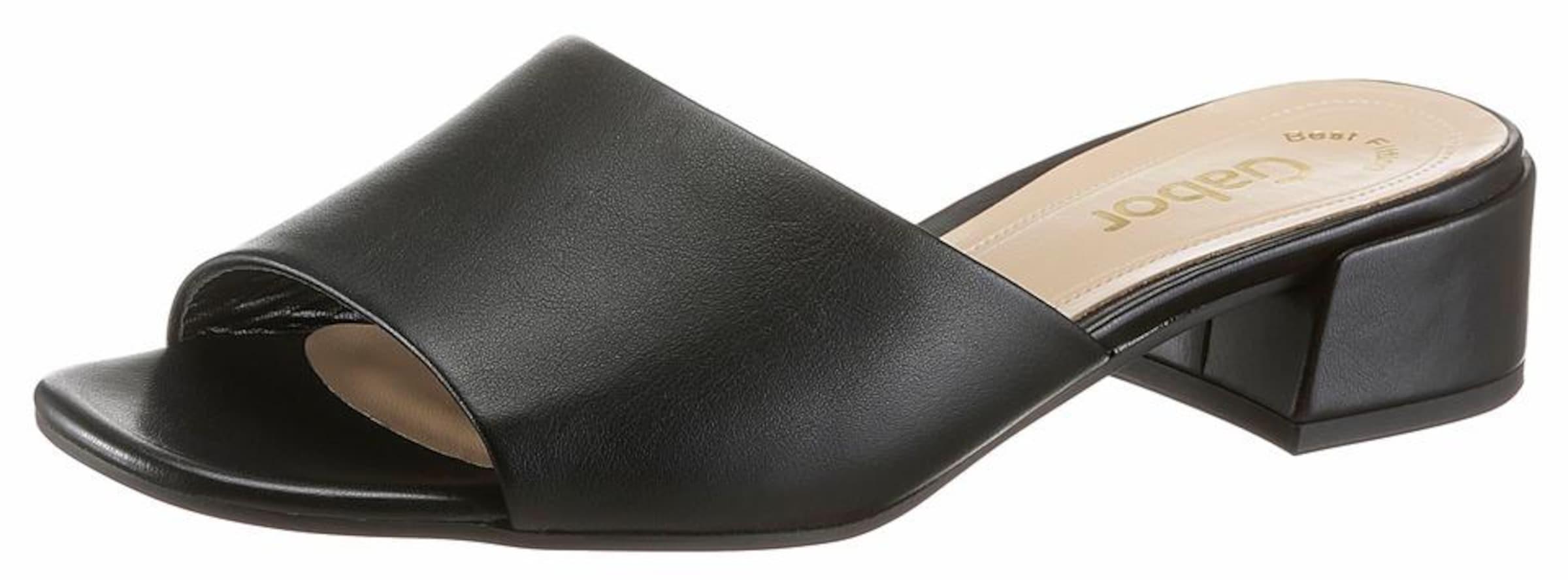 GABOR Pantolette Verschleißfeste billige Schuhe Hohe Qualität