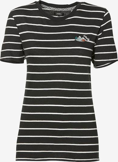 O'NEILL Koszulka 'LW PREMIUM STRIPED T-SHIRT' w kolorze czarny / białym, Podgląd produktu