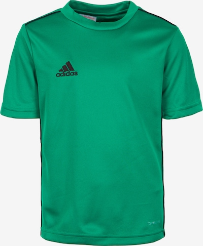 ADIDAS PERFORMANCE Trainingsshirt 'Core 18' in smaragd / schwarz, Produktansicht