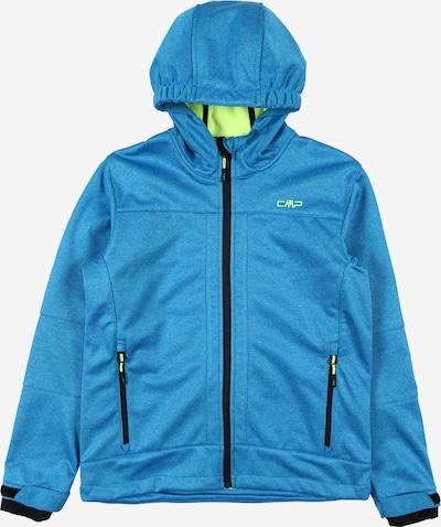 CMP Sportska jakna u plava / neonsko žuta, Pregled proizvoda