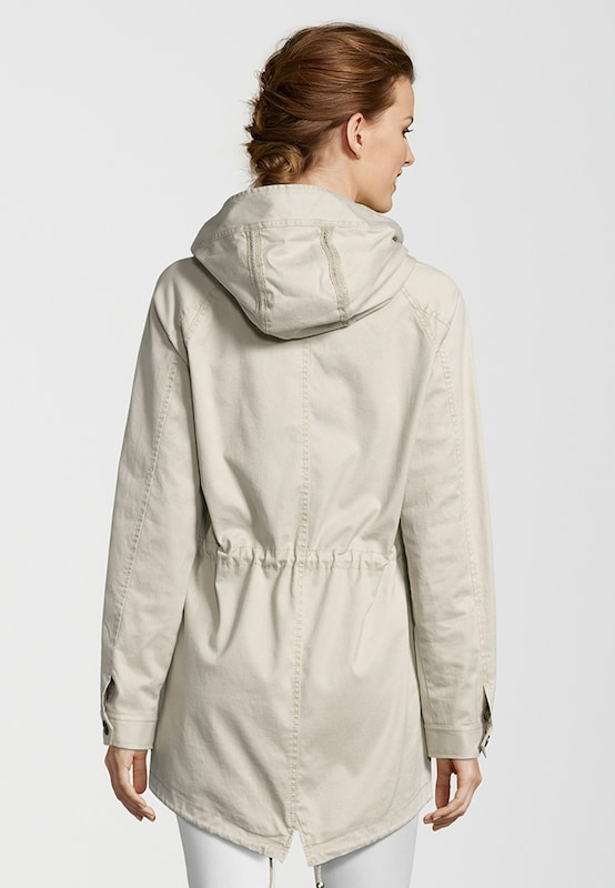 BLONDE No. 8 Parka SYLT BLING