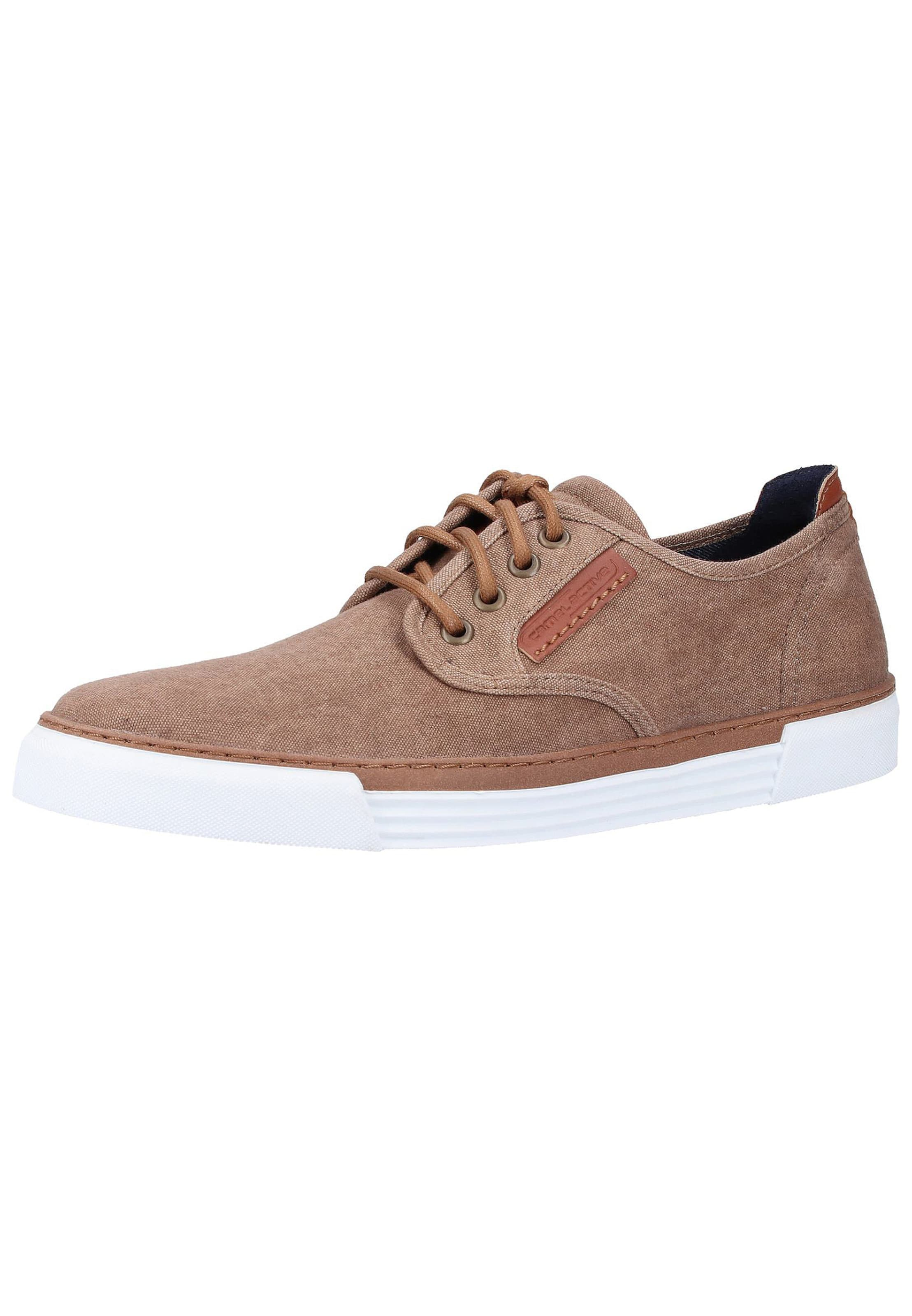 Braun Sneaker In Camel Camel Active Active Sneaker In WH2IYeED9
