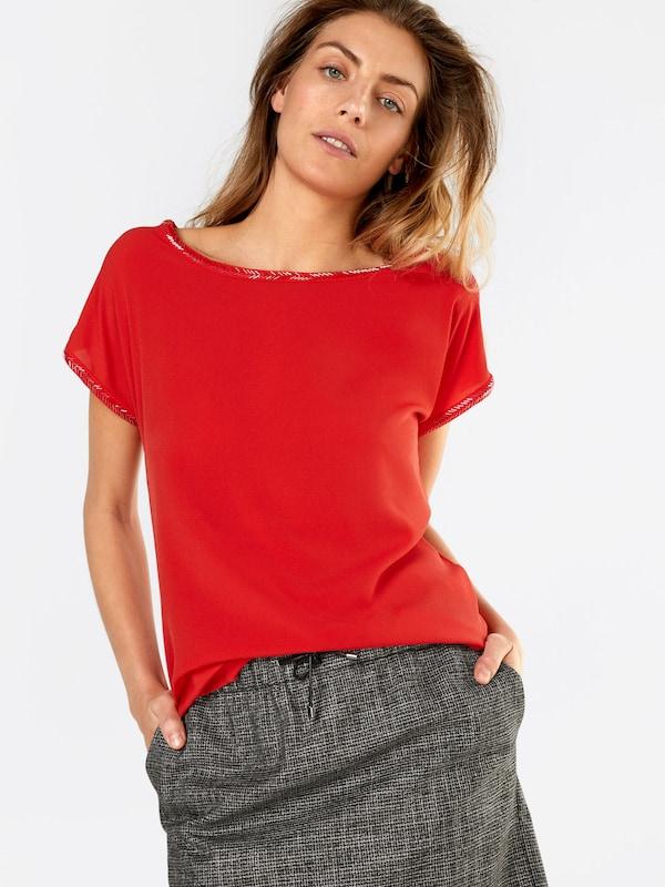 Ashley Brooke by heine Shirt mit Zierperlen