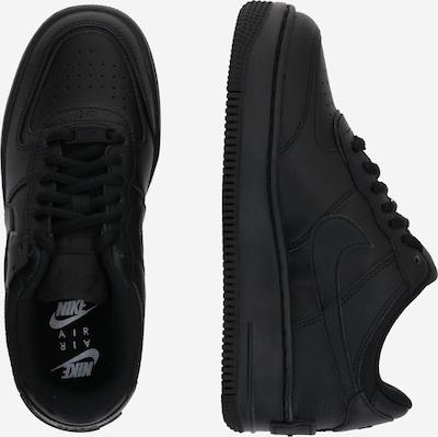 Nike Sportswear Sneaker 'AF1' in schwarz: Seitenansicht