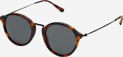 Kapten & Son Sonnenbrille 'Maui' in braun / schwarz, Produktansicht