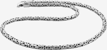 KUZZOI Halskette in Silber
