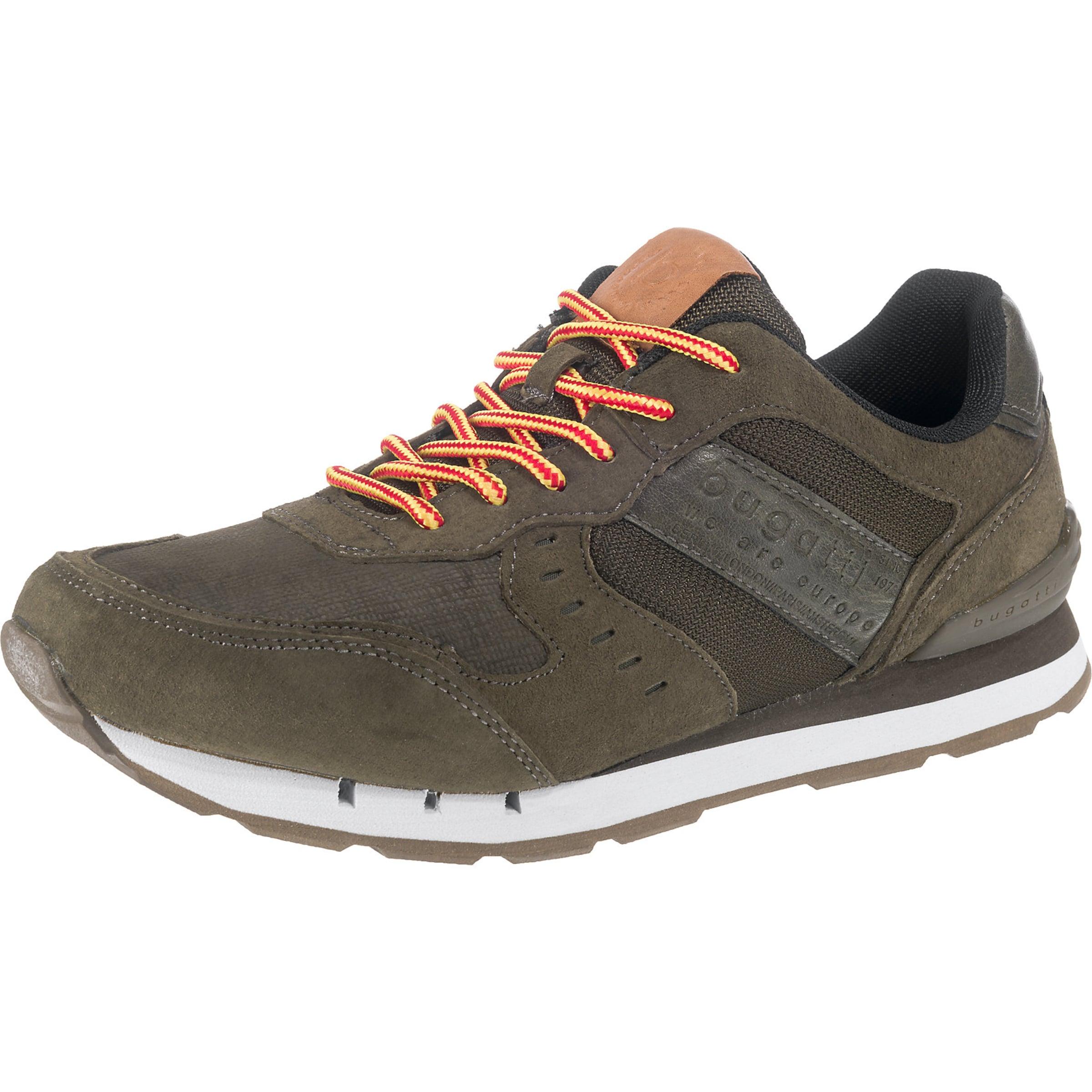 bugatti Sneakers Verschleißfeste billige Schuhe Hohe Qualität
