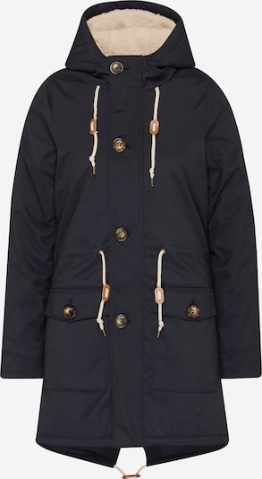 Derbe Parka 'Festland Friese' in blau / navy, Produktansicht