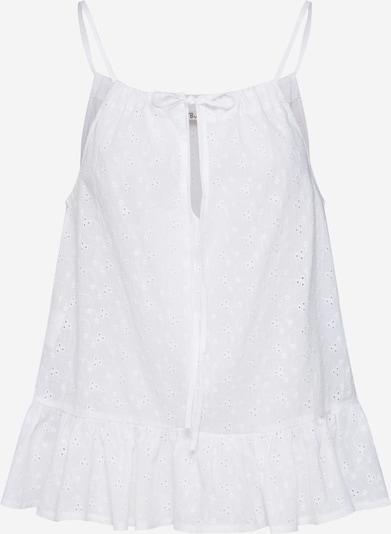 LTB Top 'GOMOLE' in de kleur Wit, Productweergave