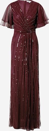 Vakarinė suknelė iš Frock and Frill , spalva - burgundiško vyno spalva, Prekių apžvalga