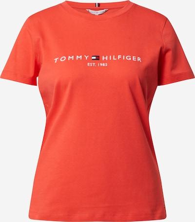 TOMMY HILFIGER Majica | rdeča barva, Prikaz izdelka