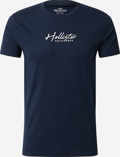 HOLLISTER Shirt in navy, Produktansicht