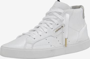 ADIDAS ORIGINALS Magas szárú edzőcipők - fehér