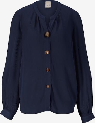 Camicia da donna heine di colore marino, Visualizzazione prodotti