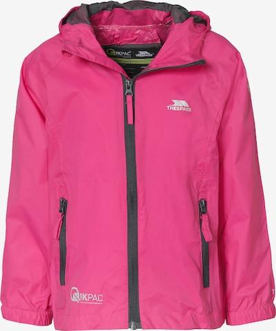 TRESPASS Jacke 'QIKPAC' in pink, Produktansicht