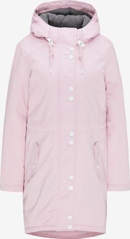 ICEBOUND Winter Parka in Pink