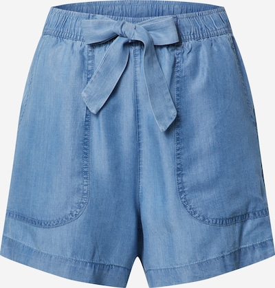 ONLY Shorts 'ONLANNIKA' in blue denim / hellblau, Produktansicht