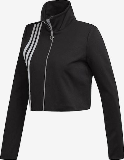 ADIDAS ORIGINALS Sweatjacke 'TLRD' in schwarz, Produktansicht