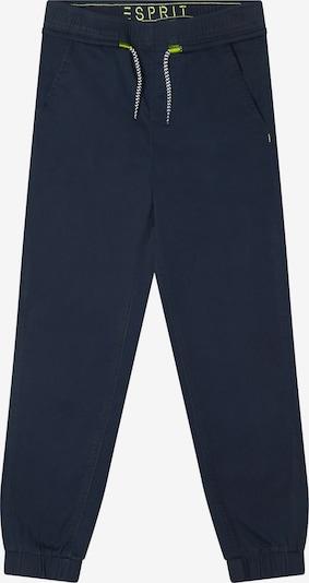 ESPRIT Hose in kobaltblau, Produktansicht