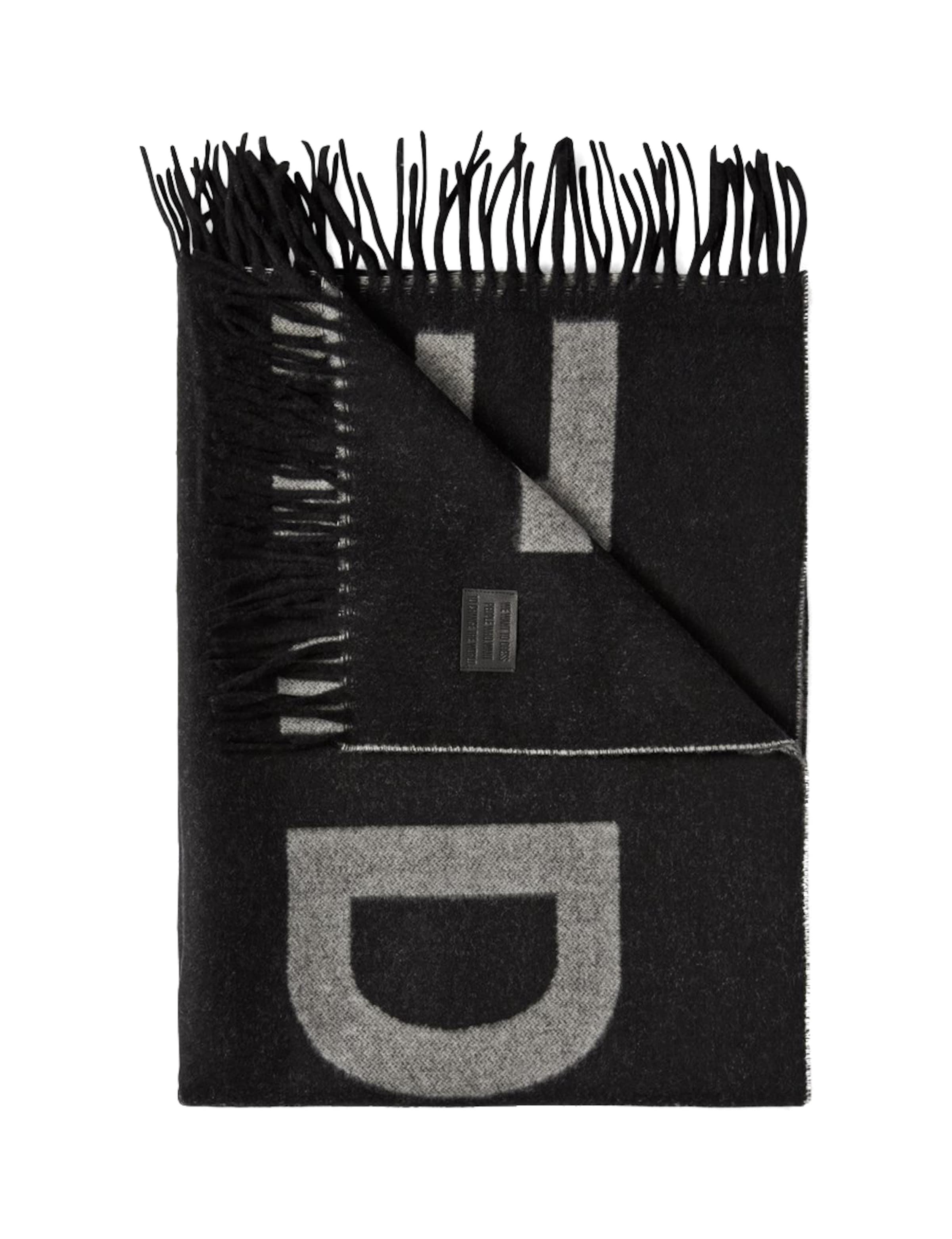 J.Lindeberg Schal 'Frame Jacquard-Woll'