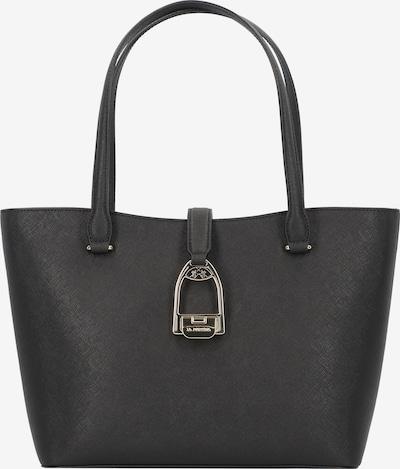 La Martina Nina Schultertasche 28 cm in schwarz, Produktansicht