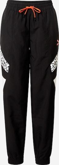PUMA Hose 'Woven' in schwarz, Produktansicht