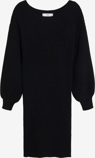 MANGO Kleid in schwarz, Produktansicht