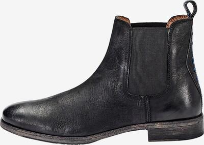 Crickit Chelsea Boot 'PAUL' in schwarz, Produktansicht