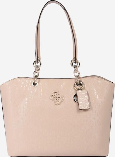 GUESS Nakupovalna torba | roza barva, Prikaz izdelka