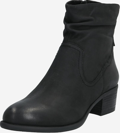SPM Stiefelette 'MORRIS' in schwarz, Produktansicht