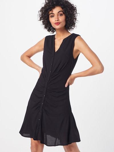 OBJECT Kleid 'OBJCLARISSA' in schwarz, Modelansicht