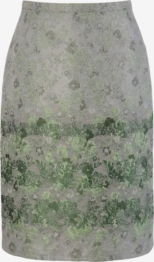 ALLWERK Rock in grau / grün, Produktansicht