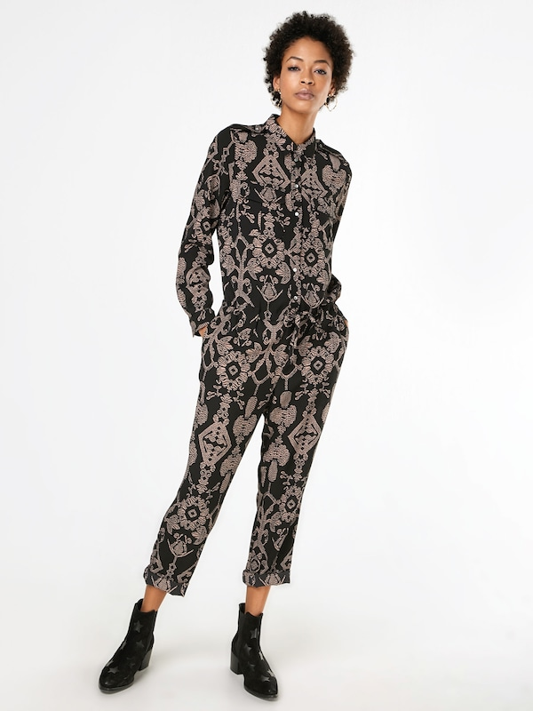 SCOTCH & SODA Jumpsuit mit All-over-Print